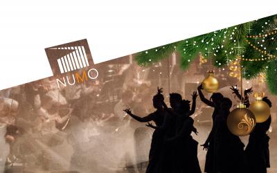 Numon perinteinen joulukonsertti ma 16.12. klo 19 Monikkosalissa